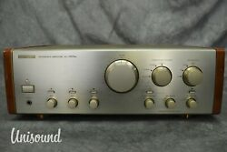 Sansui Au-andalpha907mr Integrated Amplifier In Very Good Condition