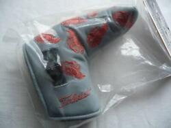 Scotty Cameron Golf Cover 2003 Dancing Lobsters Limited Gray Putter Cover