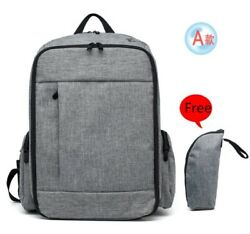 Baby Backpack Diaper Bag with Unisex Design Grey 2 PCs C $44.95