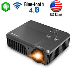 Caiwei Full Hd Led Smart Projector Video Home Theater Film Hdmi Airplay Zoom Us