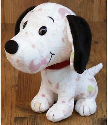 Snoopy Comic 50s Stuffed Toy SS Size Plush Doll Gift Peanuts Japan