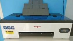 A3 Dtf Printer Direct Heat Transfer + Accessories + Software Inks+ Powder Fast