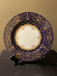 Limoges And Co. Coalport Dinner Plate - Set Of Sixteen 16