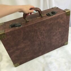 Nwt Newt Scamander Fantastic Beasts Full Size Case Harry Potter Collectible