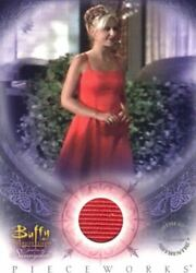 Buffy The Vampire Slayer Women Of Sunnydale Pieceworks Costume Card Pw-6
