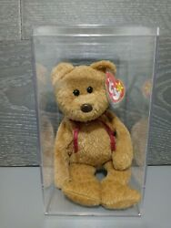 Ty Beanie Baby Curly Retired W/ Tag Errors Collectible 4052