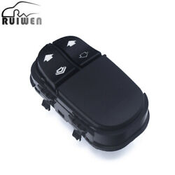 Ys4t-14529aa Master Driver Side Window Switch 6 Pin Fit Ford Focus Mk1 98-05