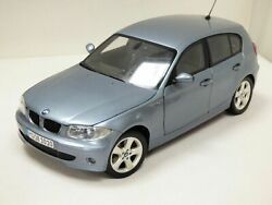 Rare Kyosho 118 Bmw 1 Series One Dealer Edition Boxed Collectable Toy Model Car