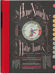 Acme Novelty Date Book Volume One - Signed By Chris Ware - First Edition - 2003