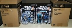 Star Wars Vintage Collection Scout Trooper Shadow Stormtrooper Vc194 Vc196 Lot