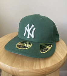 New Era X Aime Leon Dore Yankee Fitted Cap - Evergreen Low Profile 59 Fifty