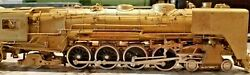 Key Imports Ho Scale Brass New York Central L-3b Mohawk Steam Loco, In Ob Nr
