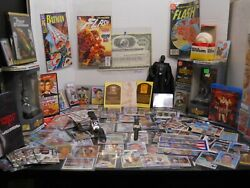 Vintage Treasure Chest Baseball Cards- Movies -watches -statues -coins 🔥🔥👀
