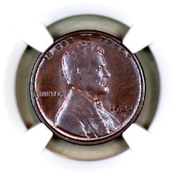 1923-s Ms64 Bn Ngc Lincoln Wheat Penny Registry Quality Collection