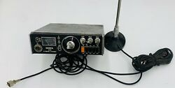 Robyn Cb Radio Sx-101 Transceiver Deluxe 23 Channel Unit 1970s Parts Only