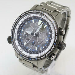 [mint] Citizen Watch Promaster Cc7015-63e Eco-drive From Japan 2068