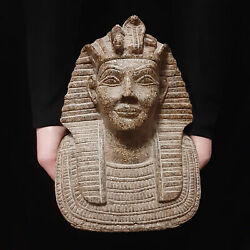 Bc Pharaonic Egyptian Antique Antiques Egypt Antiquities Figurine Statue -w365
