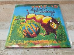 Public Image Limited - This Is Pil - John Lydon Signed 2 X Lp - Sex Pistols New