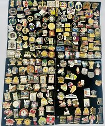 Vintage Lot 200+ 1996 Atlanta Olympic Games Usa Collector Pins Sponsors Unique