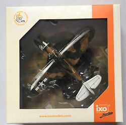 Altaya Ixo Models Junior Bell P-39q/n Airacobra Wwii Fighter 172 Scale New