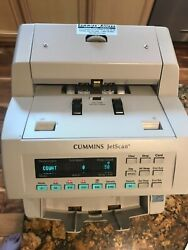 Cummins Jetscan 4065 Paper Currency Money Banknote Counter 406-9905-00