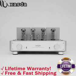 Line Magnetic Tube Amplifier Lm-211ia Integrated El344 Push-pull Tube Amp 32w2