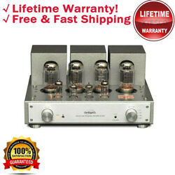 Line Magnetic Lm-216ia Tube Amplifier Integrated Kt884 Pushpull Vacuum Amp Silv
