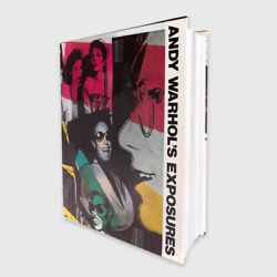 Andy Warholand039s Exposures Book 1979 First Edition Book