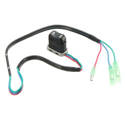 Boat Trim And Tilt Switch A For Yamaha 703-82563-02 Outboard Power Motor Black