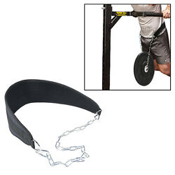 Weight Lifting Dipping Belt Gym Fitness 35 Inch Length Dip Chain Body Building