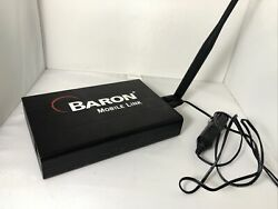 Baron Mobil Link With Antenna And Car Power Cable