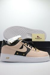 Nike Air Force 1 And03907 Particle Beige Bling Da8571-200 Sizes 8-13