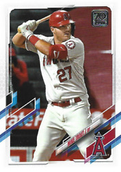 2021 Topps Series 2 Singles You Pick And039s 501 - 660