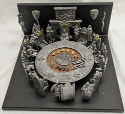Michael Anthony Ricker Pewter Knights Of The Round Table Set Super Rare W/ Set