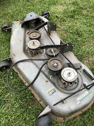 Sears Craftsman Dgs6500 48andrdquo Side Discharge Lawn Mower Tractor Deck No Ship