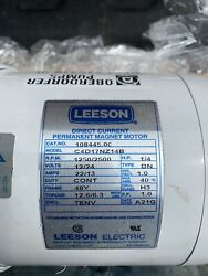 Leeson Electric Cabo /viking Fuel Transfer Pump