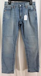 Leviand039s Menand039s 541 Athletic Fit Jean Light Blue Size 30x32 30/29