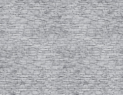 O Scale Gray Stone Model Train Scenery Sheets – 20 Pack Free Worldwide Shipping