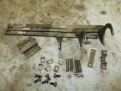 Ih Farmall 400 450 Transmission Gear Shifter Forks And Parts  Antique Tractor