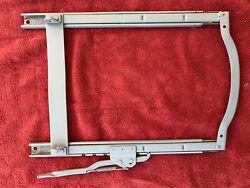 Triumph Spitfire 1963-66 Seat Slide Rail Core Driver's Side For Mki And Mkii Seats
