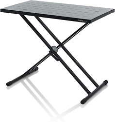 Gator Frameworks Utility Table Top And X Style Keyboard Stand Set 32 X 18