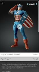 Captain America Ultra Rare 0942 - Sold Out