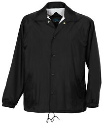 Big And Tall Coaches Jackets Windbreaks Up To Size 6xt In 6 Colors