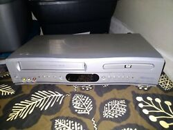 Memorex Mvd4541 Dvd Player And 4 Head Video Cassette Recorder Vcr Tested Working