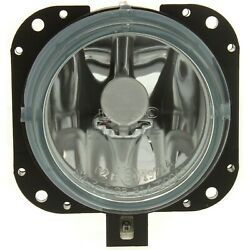 New Front Left Or Right Fog Lamp Assembly 2001-2003 Fits Mazda Miata Ma2592104