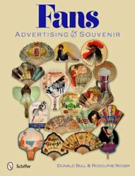 Fans Advertising And Souvenir Price Values Guide Collector's Book