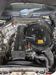 1989 Mercedes 300e 3.0l Engine Assembly With 155,338 Miles 1986 1987 1988