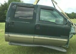 1999 - 2007 Ford Superduty 7.3l F250 F350 Crew Cab And Doors