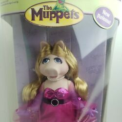 The Muppets Miss Piggy 12inch Porcelain Doll By Brass Key Celebrating 25 Years