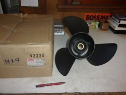 Alum Propeller Oem Yamaha Outboard V6 And Stern Drive 14x19 Pitch